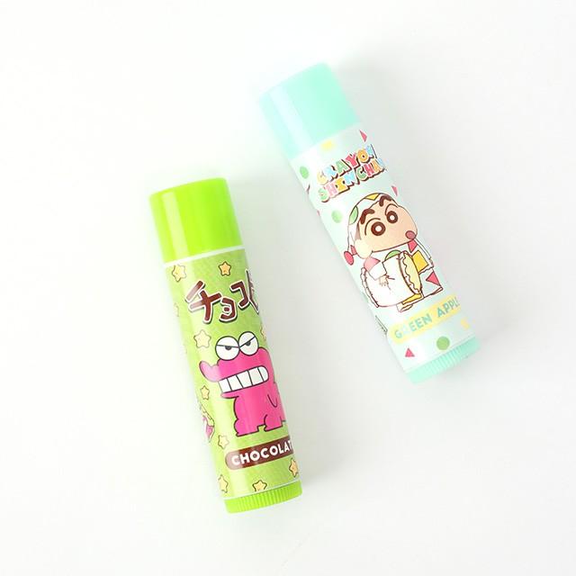 日貨蠟筆小新護唇膏- Norns 日本 Crayon Shinchan 睡衣 鱷魚餅乾