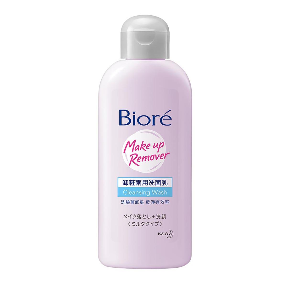 Biore蜜妮 卸粧兩用洗面乳120ml【康是美】