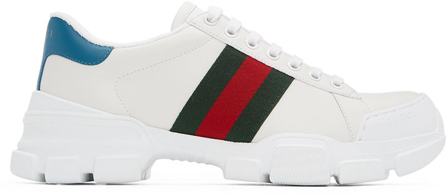 Gucci 白色 Nathane 运动鞋