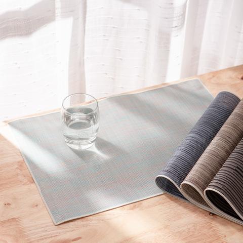 餐旅食光餐墊45*30cm-織紋灰
