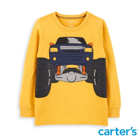 Carter's 台灣總代理 - 卡車趣味立體造型上衣
