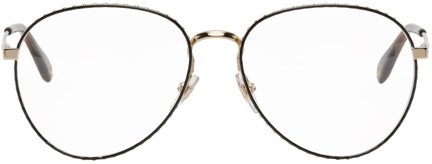 Givenchy 金色 GV 0071 眼镜