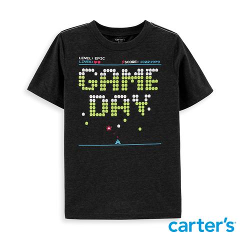 Carter's 台灣總代理 遊戲酷小子深藍上衣