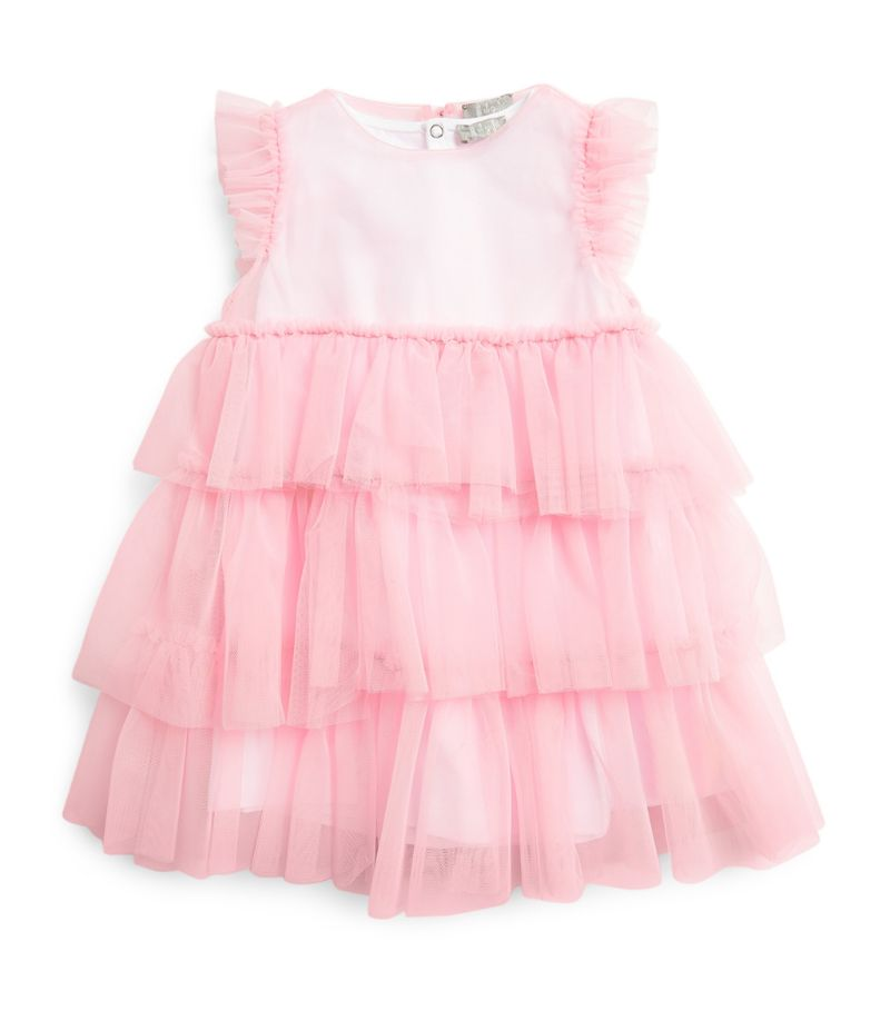 Il Gufo Tiered Tulle Dress (6-36 Months)