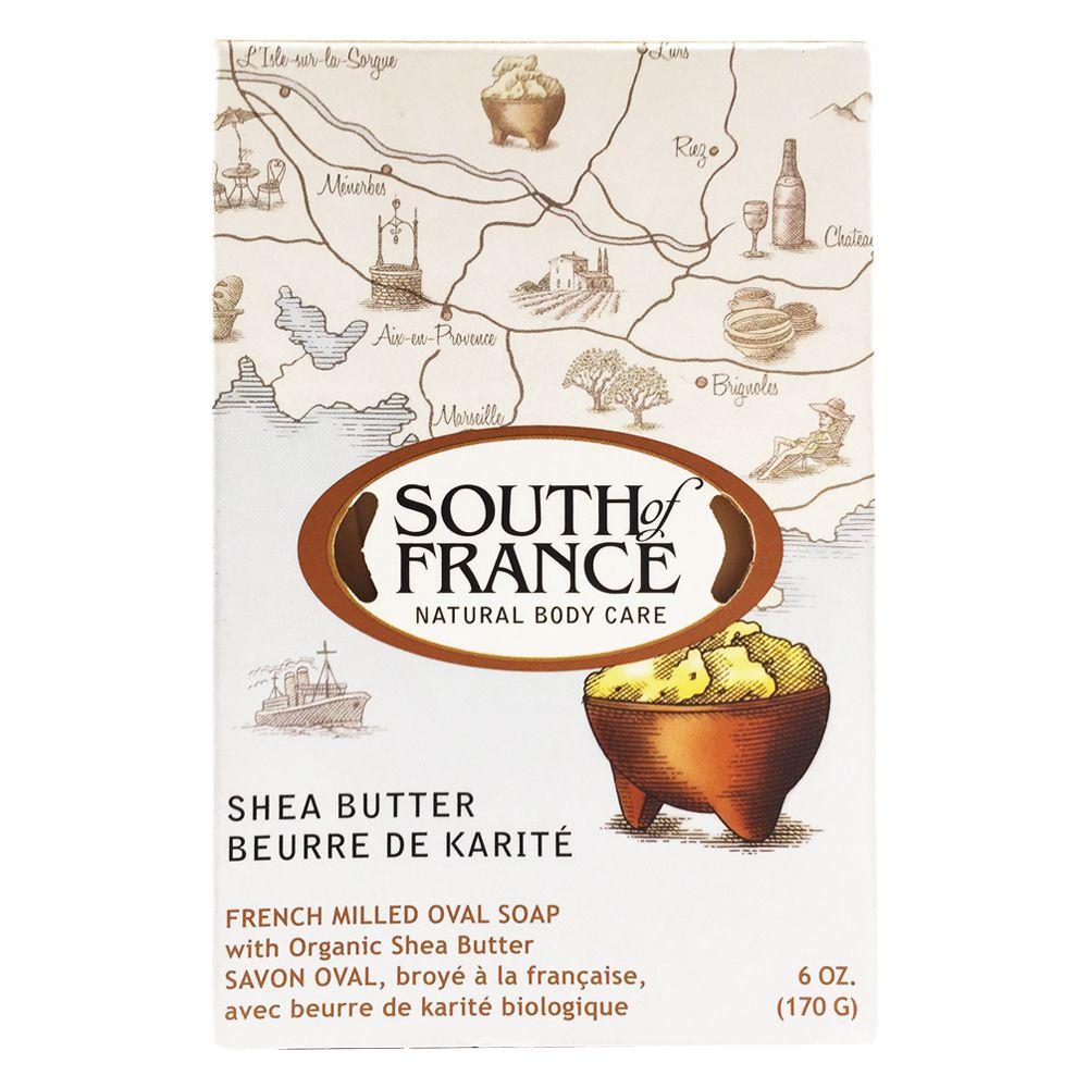 SOF 南法馬賽皂-非洲乳木果油170g【康是美】