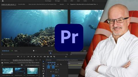 Montaggio video con Adobe Premiere Pro: Tecniche Avanzate