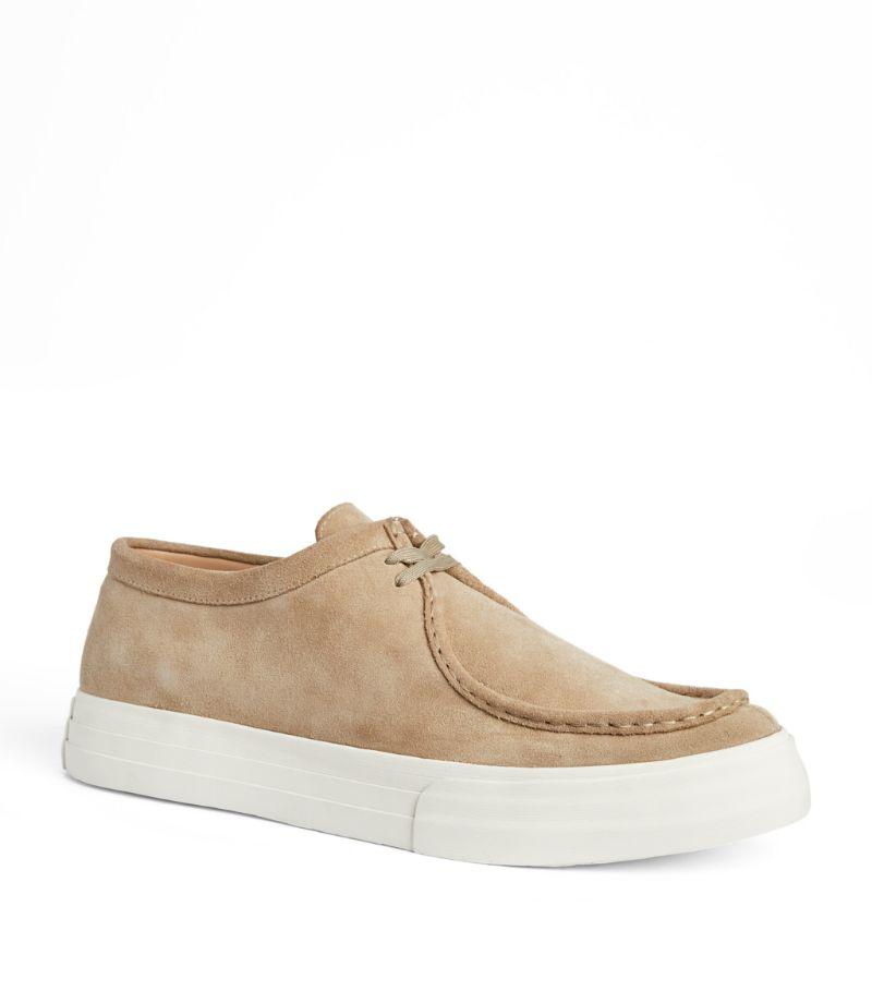 Emporio Armani Suede Lace-Up Shoes