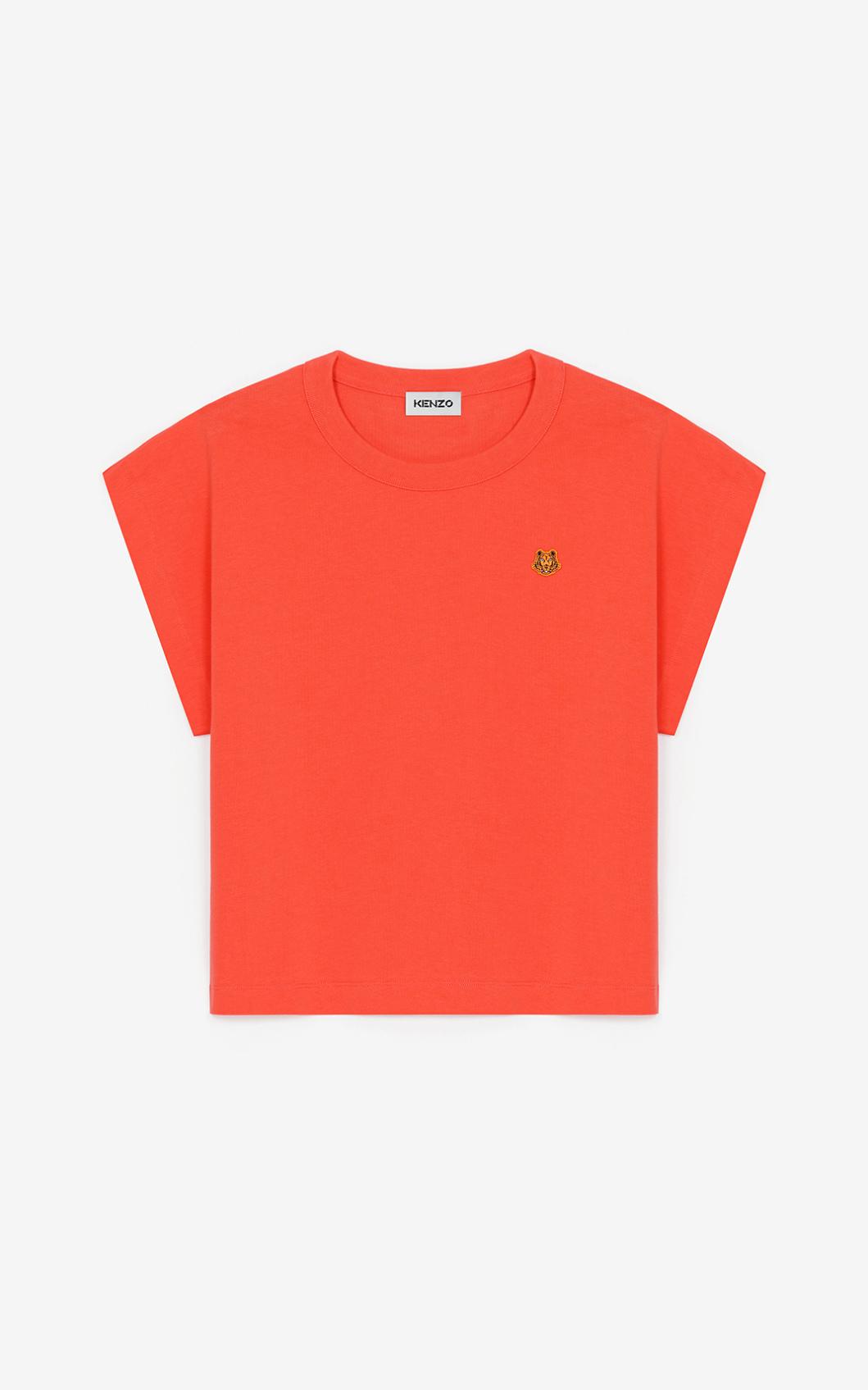 KENZO T-shirt boxy Tiger Crest