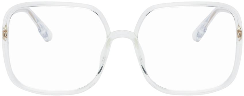 Dior 透明 SoStellaire01F 眼镜