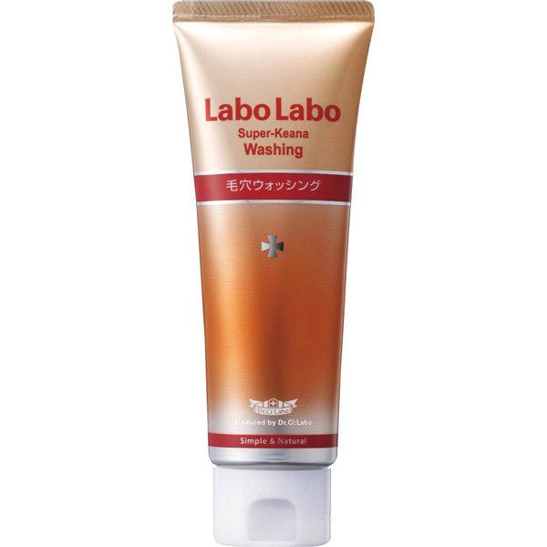 Labo Labo 毛孔潔淨洗面乳120g【康是美】