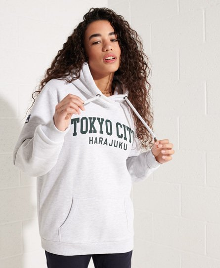 Superdry Limited Edition City College Hoodie