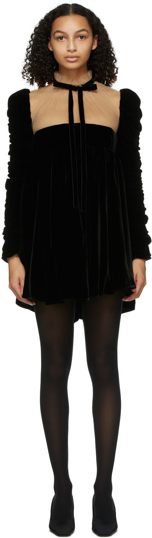 Khaite 黑色 Ann 连衣裙