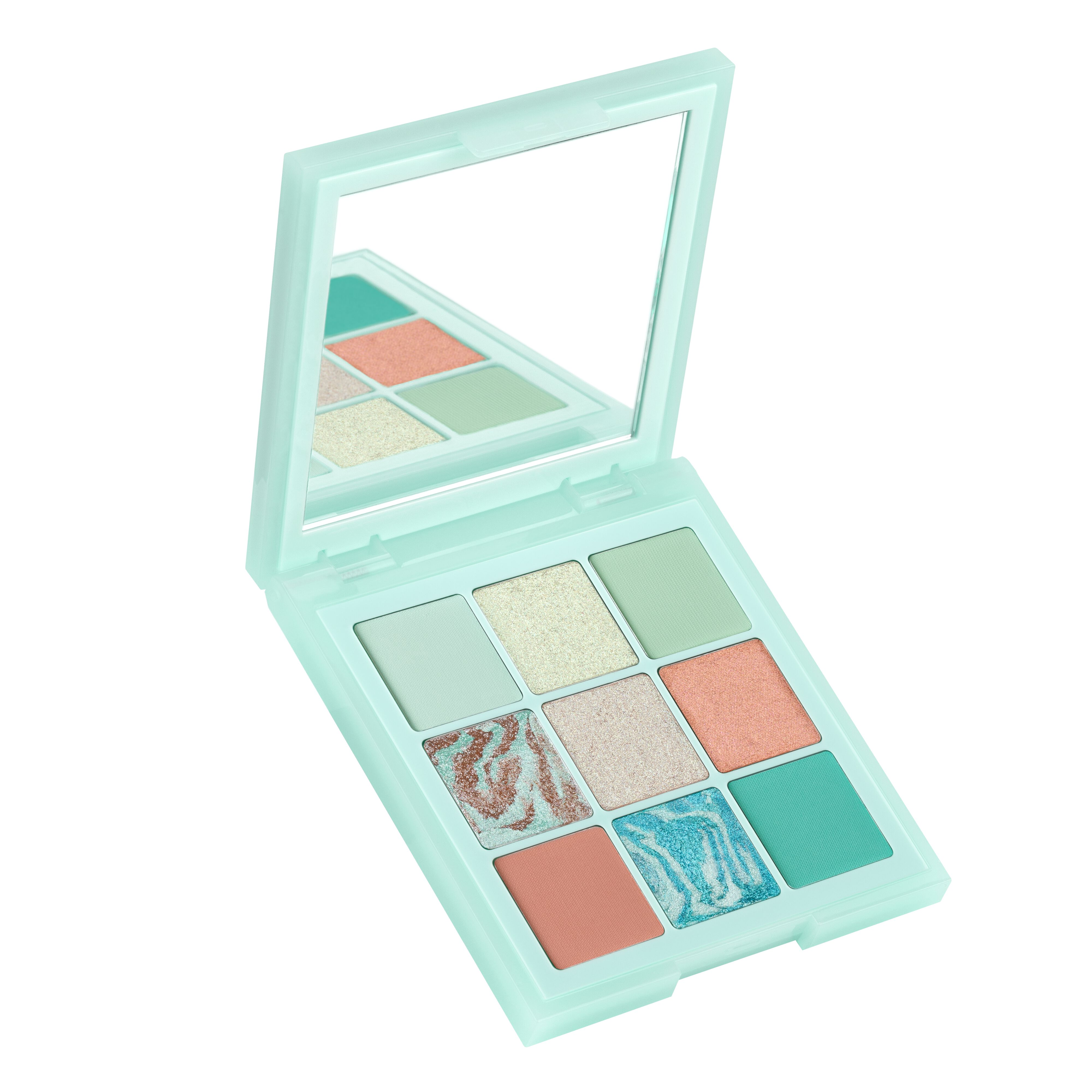 Huda Beauty PASTEL Obsessions Eyeshadow Palette in Mint - Shop Now