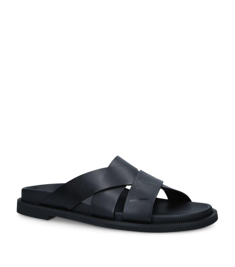 Valentino Valentino Garavani Cross Strap Sandals