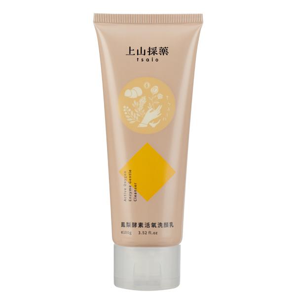 上山採藥鳳梨酵素活氧洗顏乳 100g 【康是美】