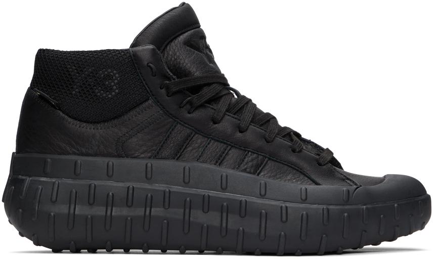 Y-3 黑色 GR.1P XXX 高帮运动鞋