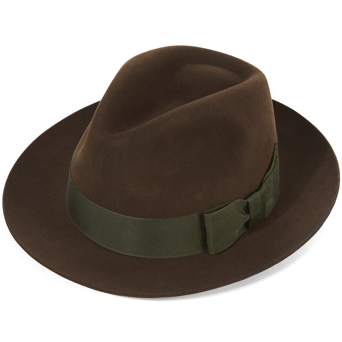 Bond Trilby - Brown in size 59