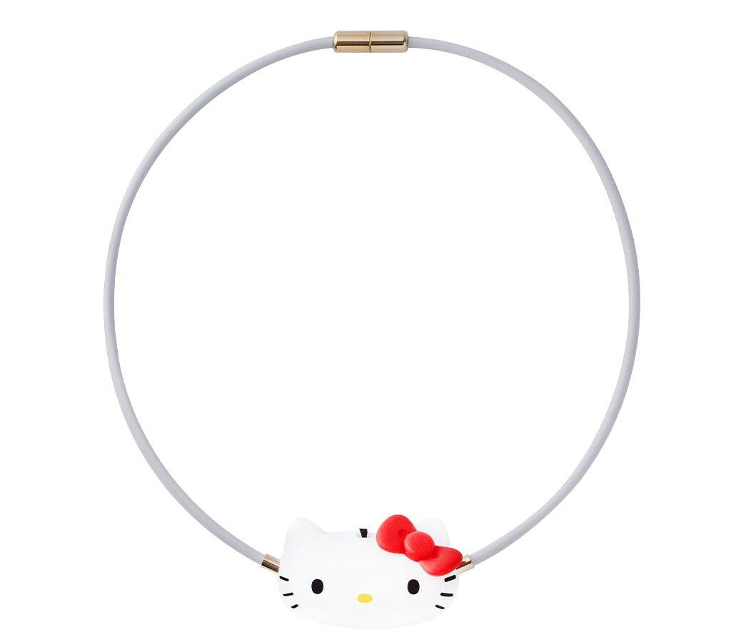 ible Airvida C1x Hello Kitty 穿戴式負離子空氣清淨機,贈Hello Kitty兒童防塵口罩一盒(30片)