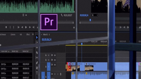 Video Editing with Adobe Premiere Pro (2019)