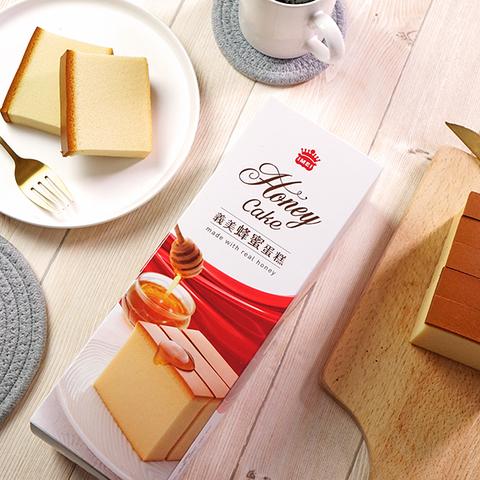 蜂蜜蛋糕禮盒(12盒/箱)