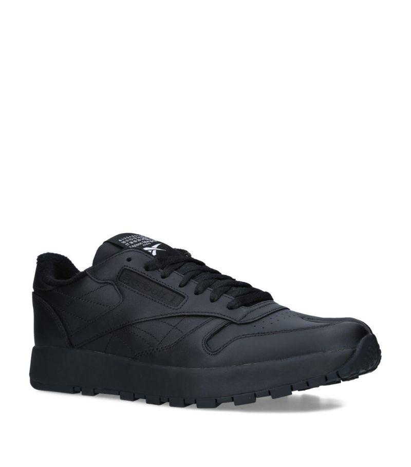 Maison Margiela X Reebok Leather Classic Tabi Sneakers