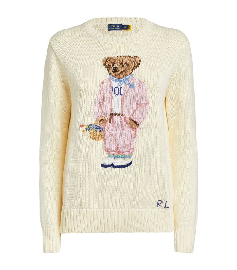 Polo Ralph Lauren Polo Bear Picnic Sweater