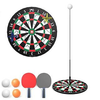 乒乓球訓練器  0.9米+彩色底座+6球(含拍)