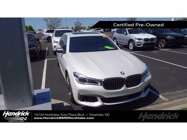 [訂金賣場]Certified 2019 BMW M760i xDrive