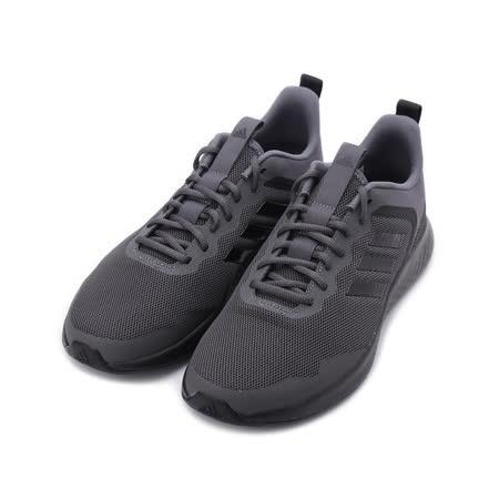 ADIDAS FLUIDSTREET 慢跑鞋 灰黑 FY8456 男鞋