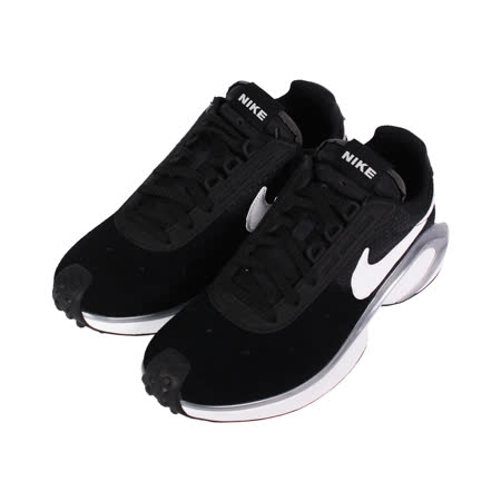 NIKE 男 NIKE D/MS/X WAFFLE 簡約麂皮慢跑鞋 黑白 - CQ0205001