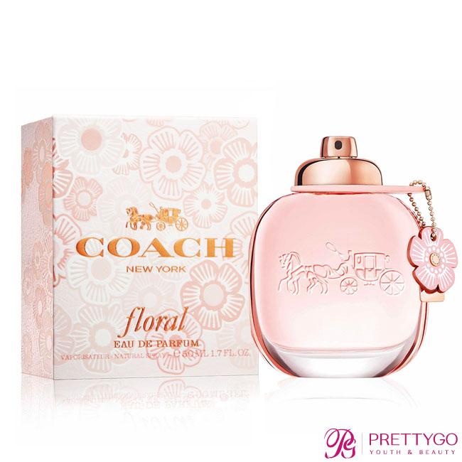 COACH Floral 芙洛麗女性淡香精(50ml) EDP-香水航空版