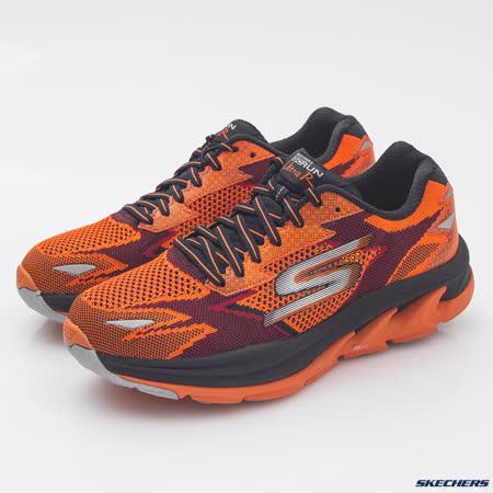 SKECHERS 男 跑步系列 GO Run Ultra R - 54005ORBK