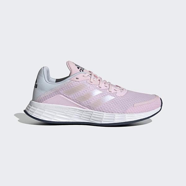 Adidas Duramo Sl K 慢跑鞋-03 [FY8892] 大童鞋 慢跑 運動 休閒 輕量 柔軟 透氣 粉紅