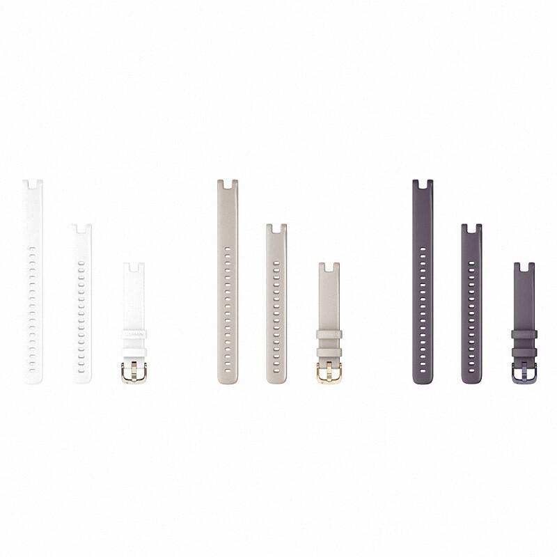 garmin lily 原廠專用矽膠錶帶 附替換工具