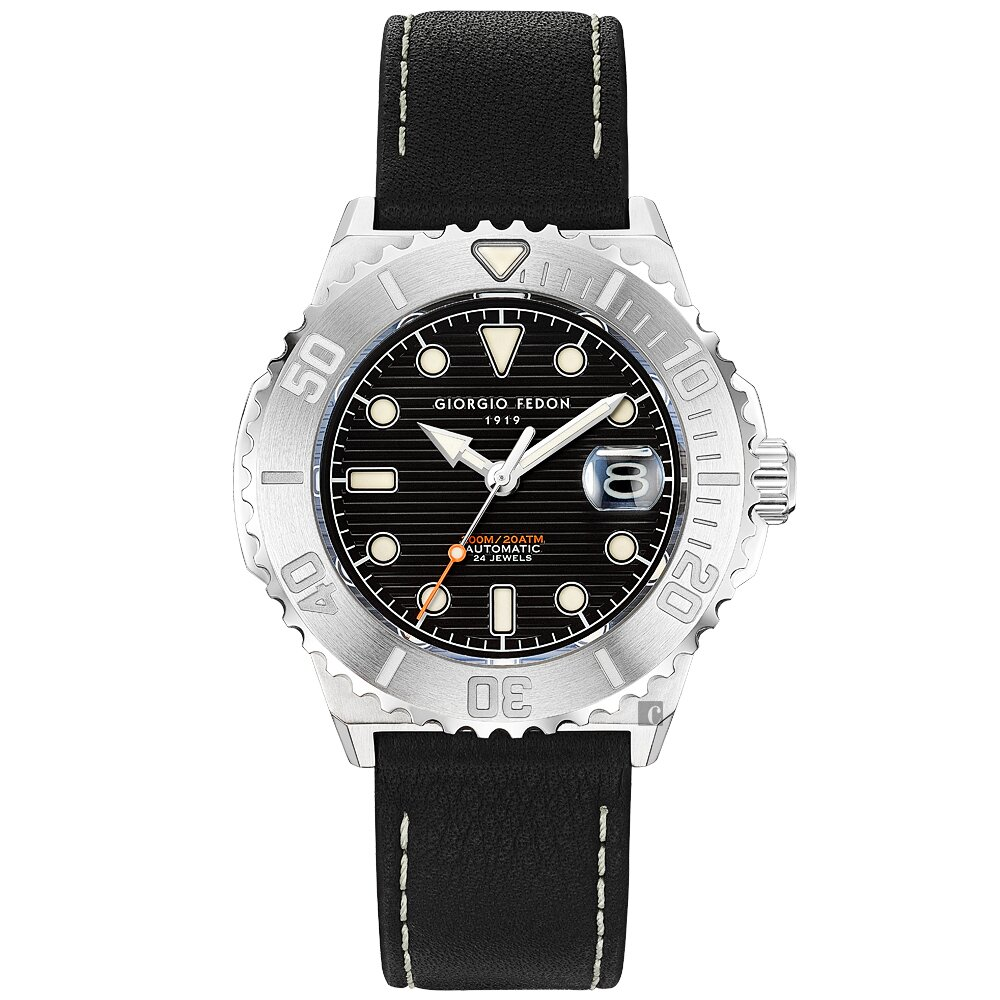 GIORGIO FEDON 1919 浪行者潛水機械錶(GFCS001)-44.5mm