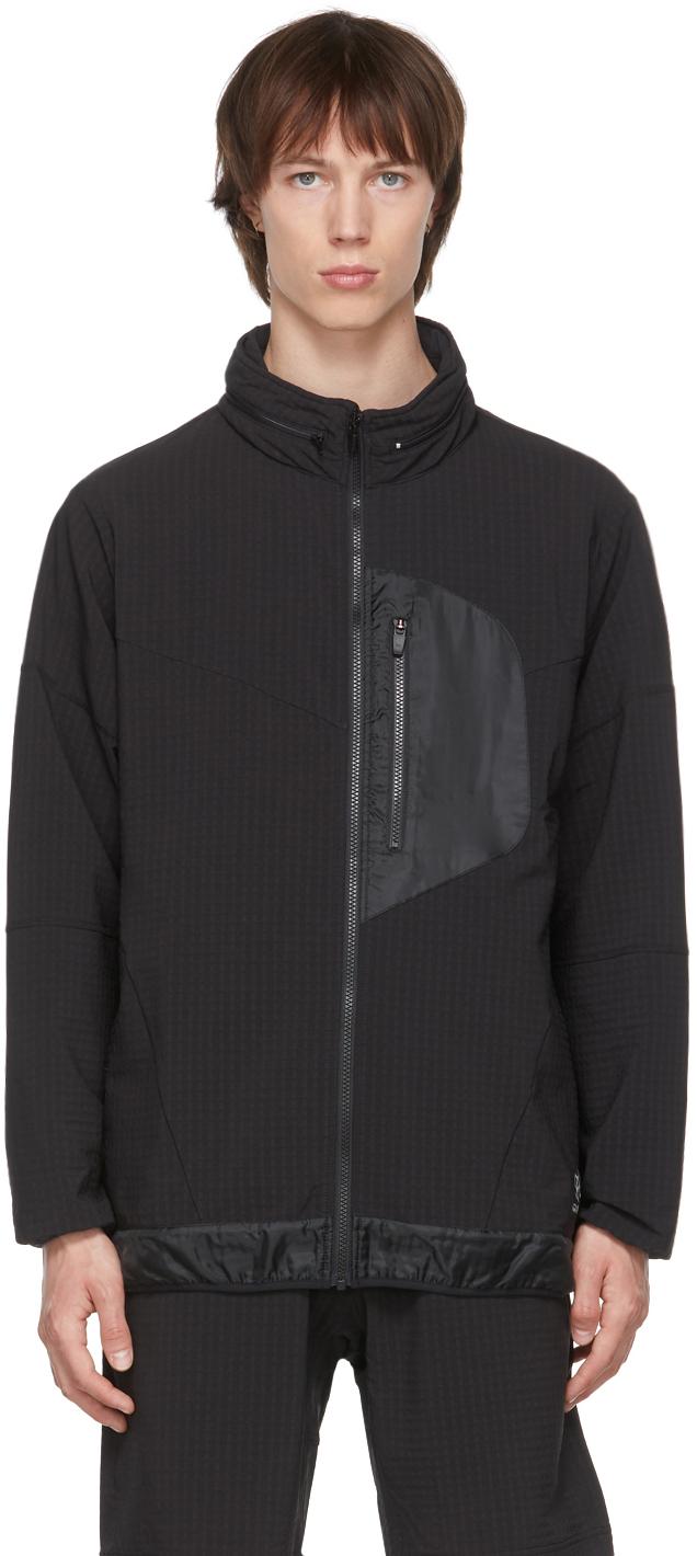 Gramicci 黑色 Zion STORMFLEECE™ 夹克