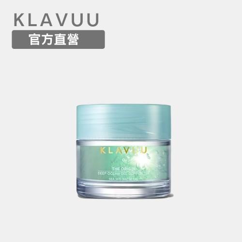 【Klavuu 克拉優】珍珠原生 淨膚(無油) 舒緩保濕凝膠_70ml