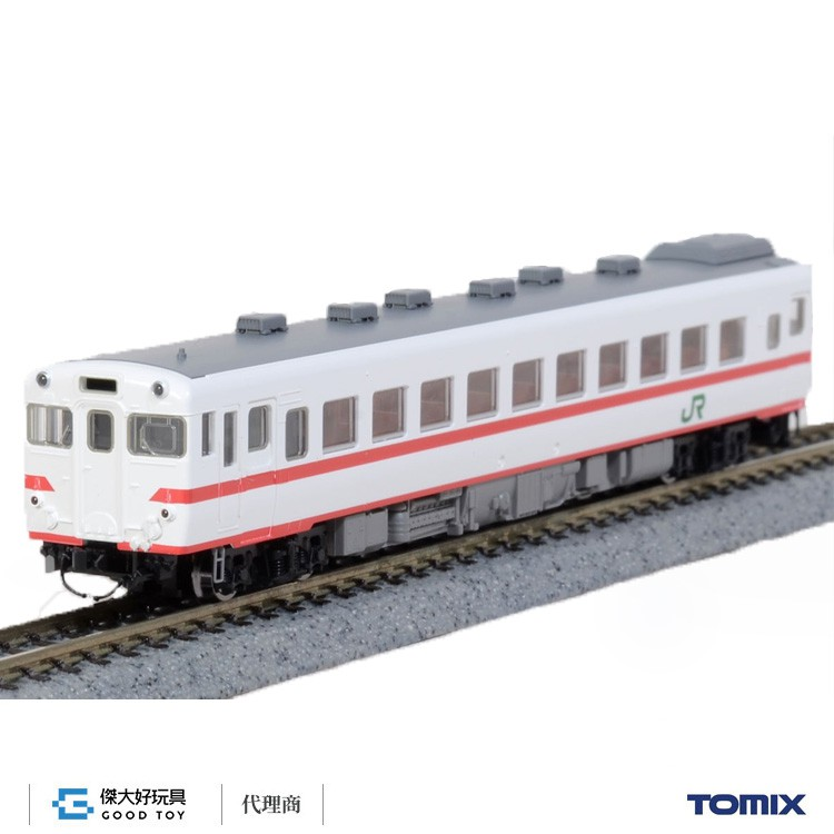 TOMIX 98090 柴油客車 JR KIHA 58系 (盛岡色) (2輛)