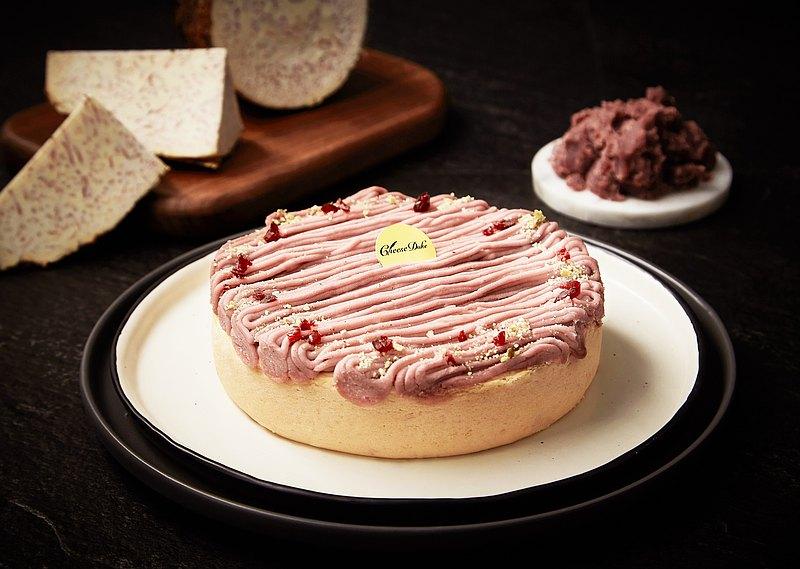 雪釀香芋乳酪蛋糕 6吋