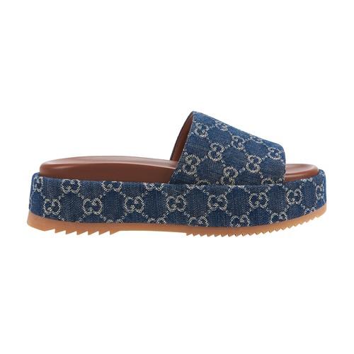 New Denim Sandals