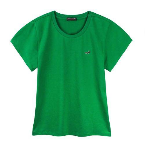 Crocodile Junior『小鱷魚童裝』經典鱷魚刺繡T恤 555461 Ggo(G購)