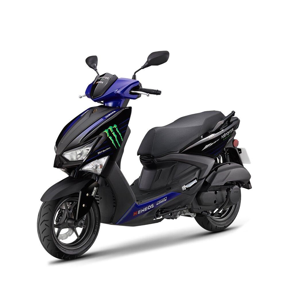 2021新車 降價5千-山葉 GRYPHUS 新勁戰 125  雙碟版ABS特仕版-7期(訂)-YAMAHA