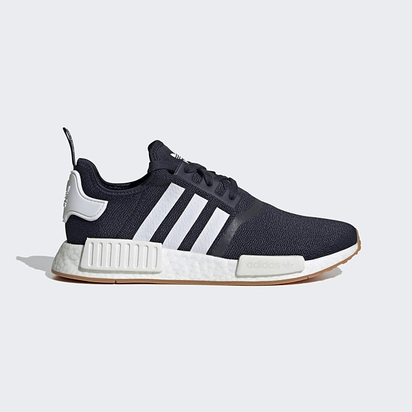 Adidas Nmdr1 [G55574] 男女鞋 運動 休閒 經典 柔軟 輕盈 支撐 潮流 穿搭 愛迪達 藍 白