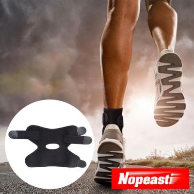 Nopeasti 諾比 二入組 健身/籃球 防扭傷護踝 透氣加壓運動護踝