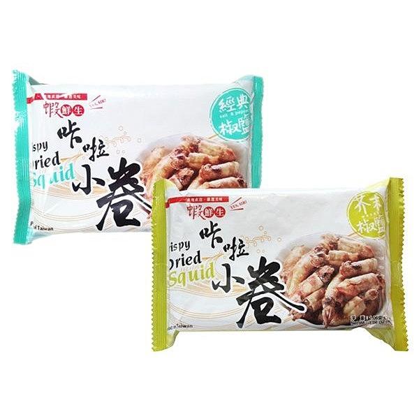 蝦鮮生 卡啦小卷(30g) 款式可選【小三美日】