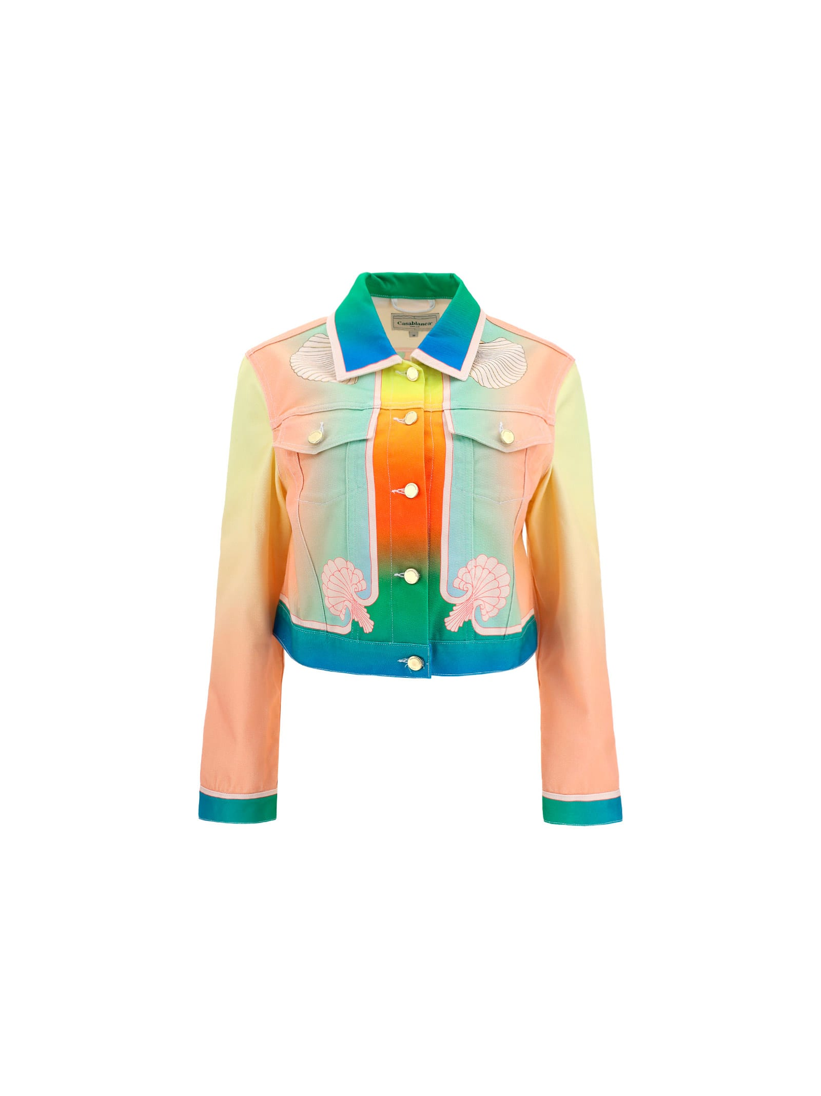 Casablanca Denim Jacket