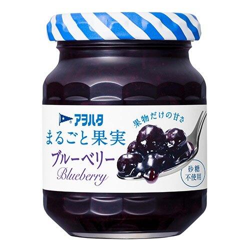 Aohata藍莓果醬(無蔗糖)125g 超值二入組【愛買】