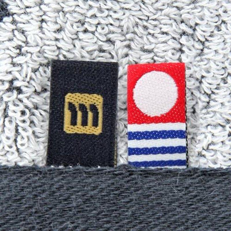 日本製 SOU SOU 今治毛巾/洗臉巾/長毛巾(數字) 100%純棉*夏日微風*