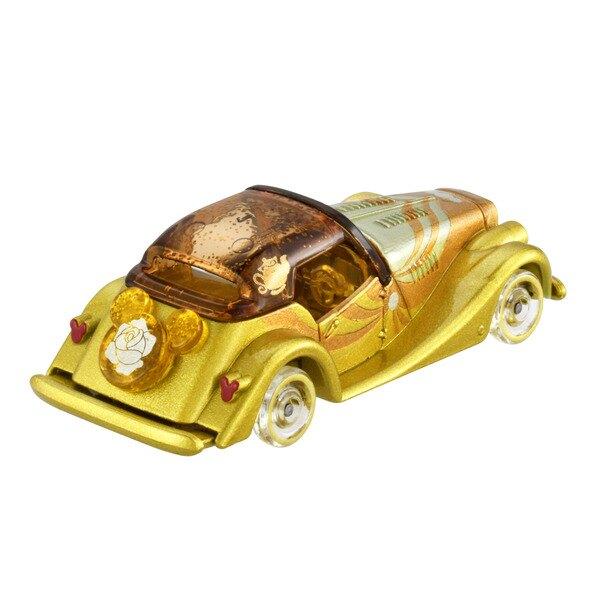 【限時領券再95折】7-11 限定 TOMY 特仕車 夢幻公主 貝兒 tomica takara 模型小車 4904810161196 真愛日本