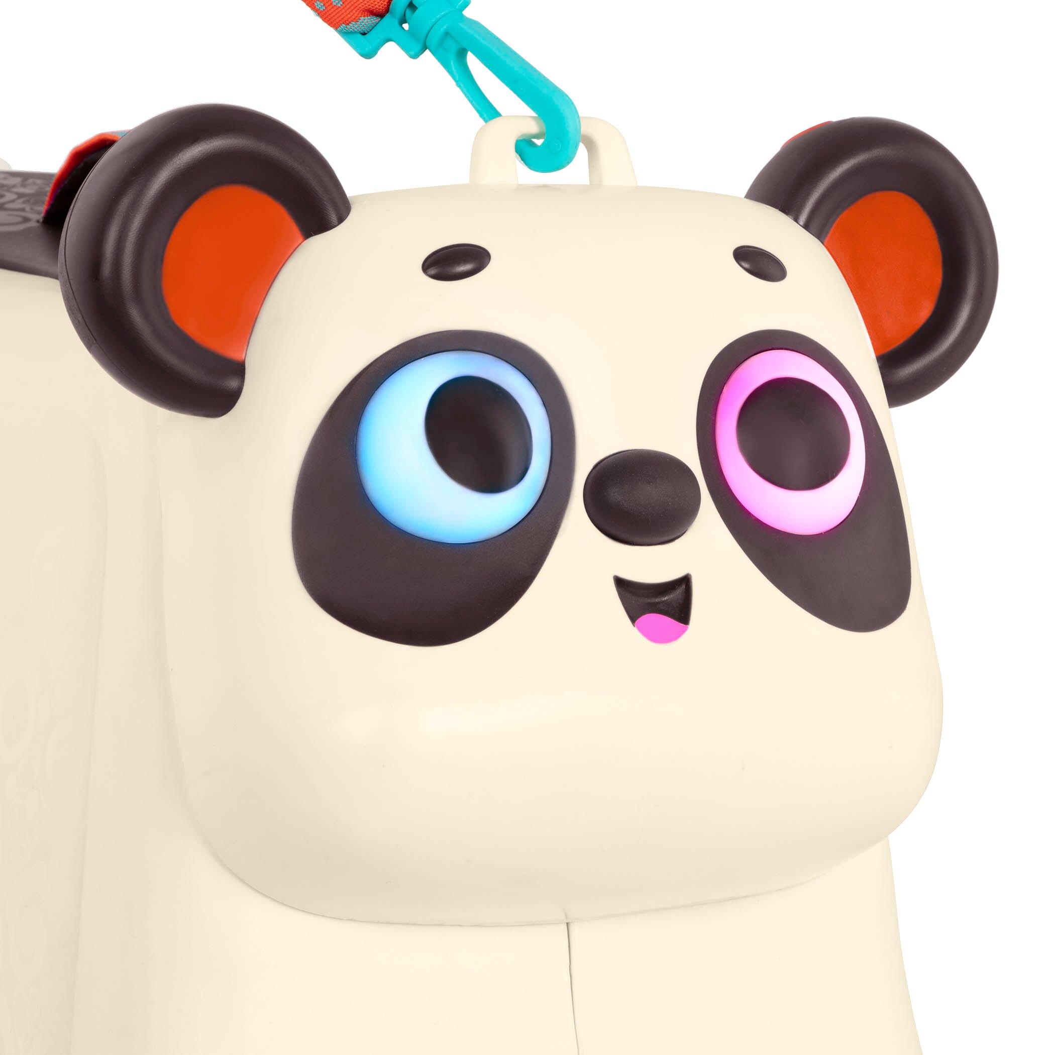 【淘氣寶寶】美國 B.Toys 感統玩具 Land of B. 熊貓滑步行李箱 LB1862【淘氣寶寶】